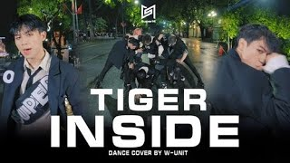 [KPOP IN PUBLIC CHALLENGE] SuperM 슈퍼엠 '호랑이 (Tiger Inside)' | Dance Cover by W-UNIT from VIETNAM