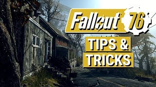 FALLOUT 76: Tips & Tricks for Fallout 76 + Vault 2017 Discord Server!!