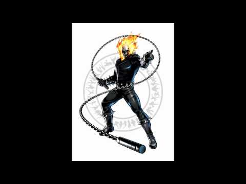 Ghost Rider - In the Sky Theme Song