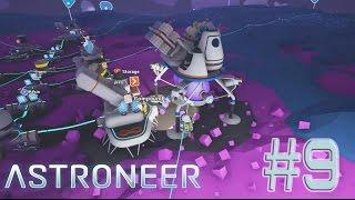 Yeni gezegene nasıl gitmeli  - Astroneer Oyna # 9 - Türkçe