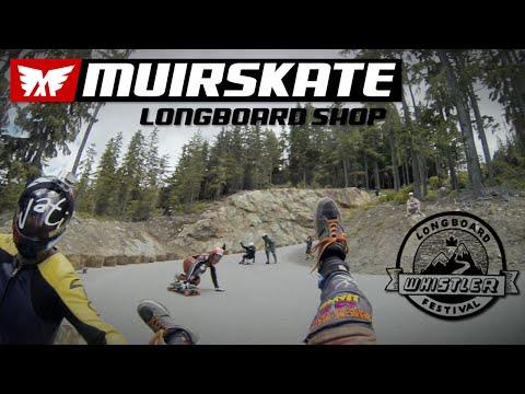 Whistler 2014 Longboard Festival | Muir Skate Longboard Shop