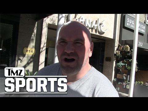 Dana White: Conor McGregor's Next Opponent Will Be... | TMZ Sports