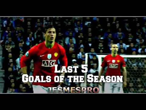 Manchester United Goals of the Season 2009-2013 (HD)