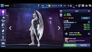 Building Angel - Marvel Future Fight