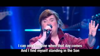 2nd Show: Susan Boyle (Lyrics) ~
