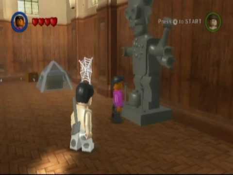 LEGO Indiana Jones Walkthrough - Unlock the Secret Level