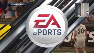 LIVE - Amateurs spelen FIFA 17 profclubs #1