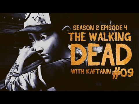Zagrajmy w: The Walking Dead Season 2 #9 Episode 4 Amid The Ruins Napisy PL Po Polsku
