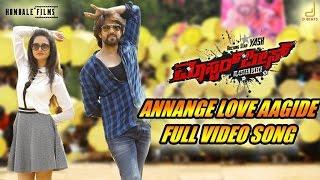 Masterpiece Annange Love Aagidhe Kannada Movie Song Video Yash V Harikrishna VideoMp4Mp3.Com