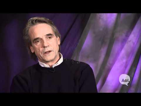 The Borgias Jeremy Irons Interview