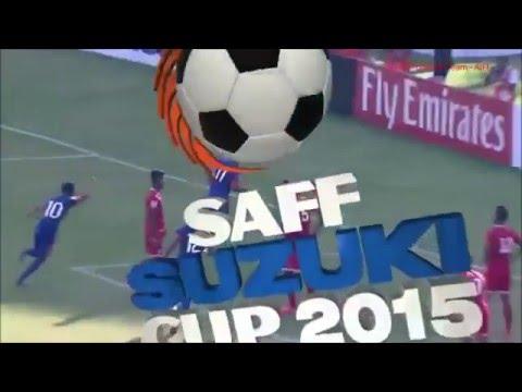 [High Quality] All Goals:India vs Maldives(3-2) SAFF Suzuki Cup 2015 Semifinal