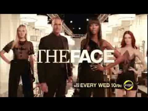 The Face Season 2 - Every Wednesday at 8/7c on Oxygen
