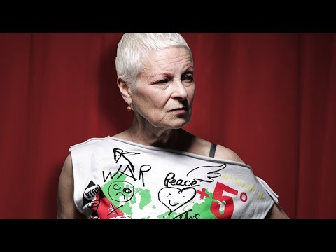 Vivienne Westwood | British fashion designer | Glamour Diaries | Fashion Files