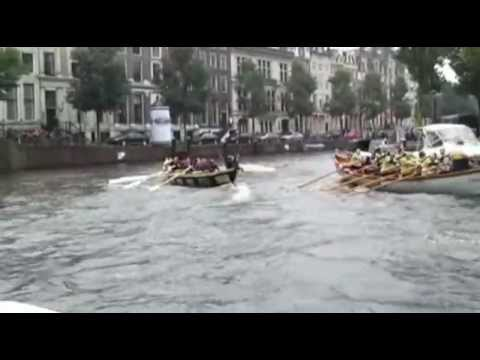 grachtenrace 2012 - Herengracht