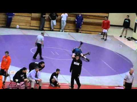 Gettysburg Wrestling 2011 Monarch Invitational Highlights