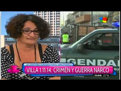 El narcotráfico en la Argentina