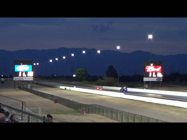 Drags Highlight Reel 8/3/13 Plus Cliff Hanger