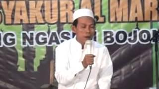KH Syarofuddin Rembang ( Humoris Berkualitas ) di PP As Syakur Nglingi Ngasem Bojonegoro
