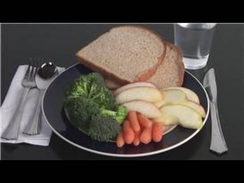 Children's Nutrition : How to Get a Child to Eat Healthy Foods