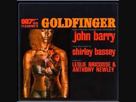 James Bond - *goldfinger*