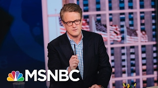 Joe: President Trump Should Have Coasted Through Weekend On Good News | Morning Joe | MSNBC
