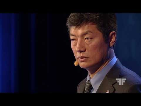 Lobsang Sangay - Oslo Freedom Forum 2013