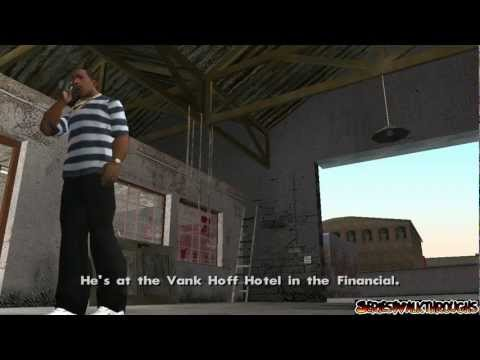GTA San Andreas - Mission #43 555 We Tip HD