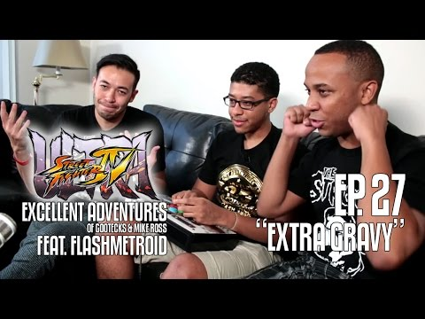 Ultra Excellent Adventures of Gootecks & Mike Ross! Ep. 27: EXTRA GRAVY ft. FlashMetroid