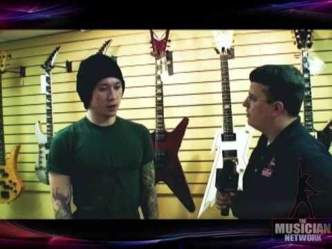 TMNTV - TRIVIUM - Matt Heafy Interview