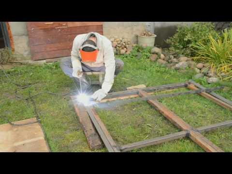 Угловой мангал из кирпича пошаговая инструкция фото