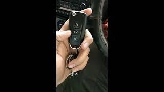 TATA Tiago xz| smart key hidden features