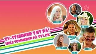 TV-stjerner tæt på: Stolle og Nathja taler ud om Paradise-sex og Stine Kronborg i polestangen