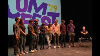National College Comedy Festival (2019): Skidomedy