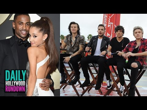 Ariana Grande & Big Sean Call It Quits Harry Styles Leaving One Direction Next? (DHR)