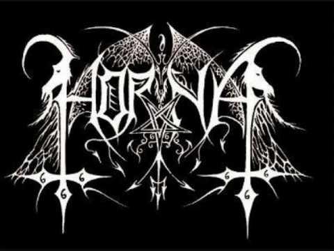Horna - Hänen Synkkä Myrskyn