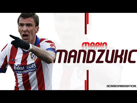 MARIO MANDZUKIC - O'REY