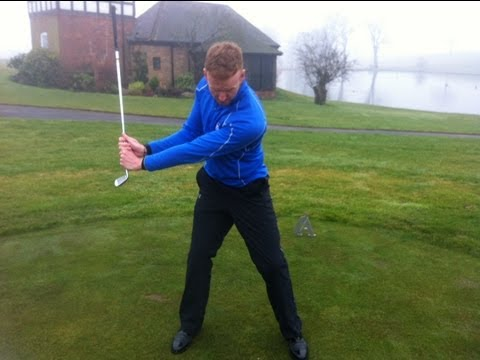 Improve Your Wrist Hinge In Your Backswing