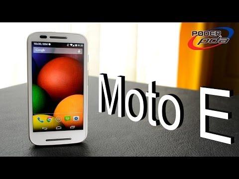 Moto E - Análisis en Español HD