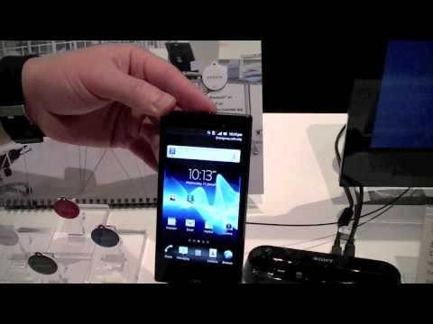 CES 2012: Sony XPERIA Ion 4G LTE Smartphone for AT&T (2)