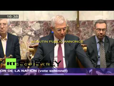France: National Assembly vote to revoke nationality of 'convicted terrorists'