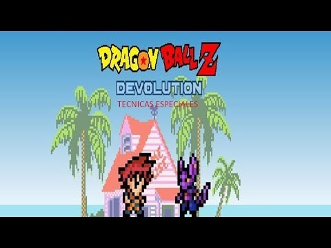 Dragon Ball Devolution - Tecnicas Especiales