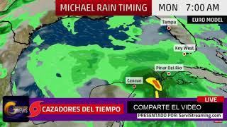 Huracan Michael entrara como categoria 2 a Florida