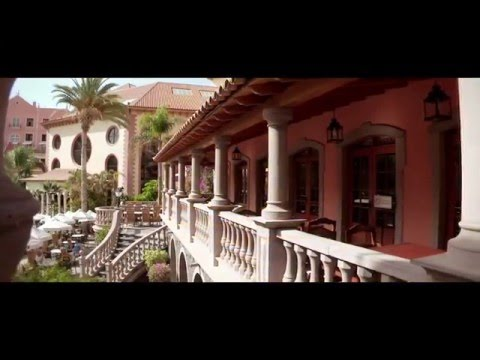 Bahia Del Duque Gran Hotel 5* Video Tenerife, Canary Islands, Spain