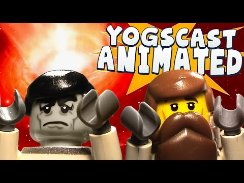 The Bomb - Lego Stop Motion - Yogscast Animated video