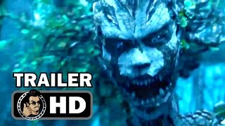 WARRIOR'S GATE Official Trailer (2017) Dave Bautista Fantasy Action Movie HD