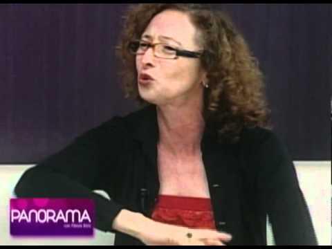Panorama: P�mela B�rio entrevista a atriz paraibana Marc�lia Cartaxo