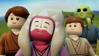 LEGO Star Wars The Yoda Chronicles The Phantom Clone Part 2 2013 DVDRip XviD HUN B13 22.05 MB
