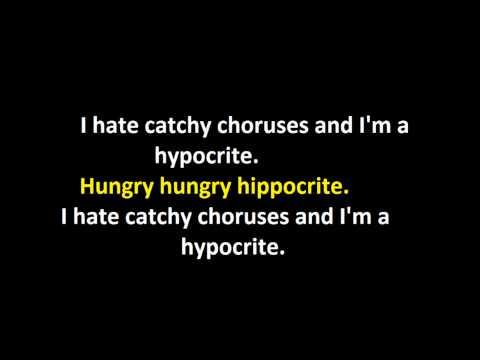 Bo Burnham - Words, Words, Words [LYRICS]
