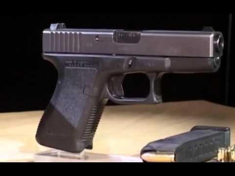 Пистолет ГЛОК. Оружие
