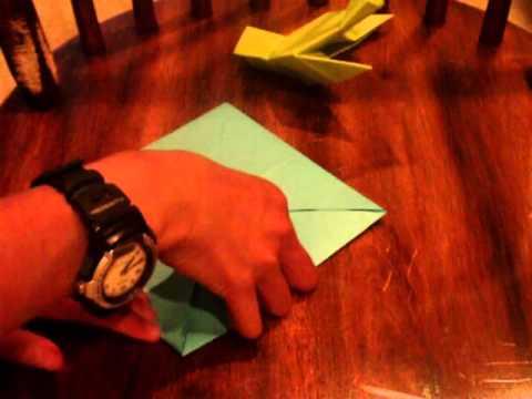 origami human figure youtube